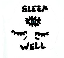 Sleep Well by darthzosima