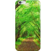 Less Traveled iPhone Case/Skin