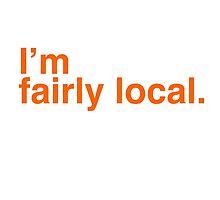 Fairly Local. by Abigail Norton