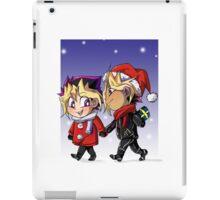 puzzleshipping Yu-Gi-Oh! Christmas iPad Case/Skin