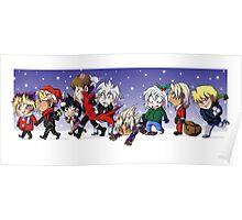 Yu-Gi-Oh! Christmas  Poster