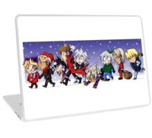 Yu-Gi-Oh! Christmas  Laptop Skin