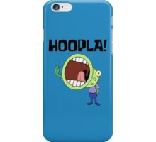 HOOPLA! iPhone Case/Skin