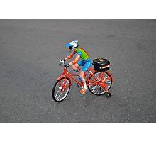 Cycle Photographic Print