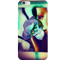 6504 Orchid Goddess iPhone Case/Skin