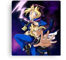 Yu-Gi-Oh! mind crush Canvas Print