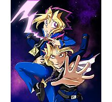 Yu-Gi-Oh! mind crush Photographic Print