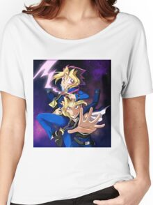 Yu-Gi-Oh! mind crush Women's Relaxed Fit T-Shirt