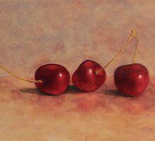 Three cherries by yoyowest