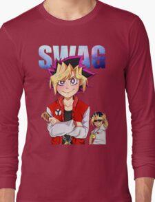 Yu-Gi-Oh! Yugi-Atem SWAG Long Sleeve T-Shirt
