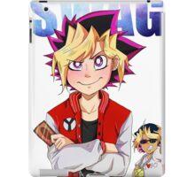 Yu-Gi-Oh! Yugi-Atem SWAG iPad Case/Skin