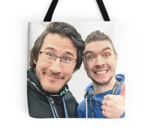 Markimoo and Jackijoo Tote Bag