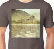 moody scottish castle Unisex T-Shirt