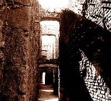 Stone Passage by Simon Lindsay