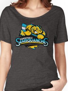 Sunnyvale Samsquanches Women's Relaxed Fit T-Shirt