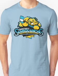 Sunnyvale Samsquanches T-Shirt