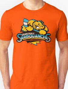 Sunnyvale Samsquanches Unisex T-Shirt