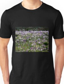 green white and violet sea T-Shirt