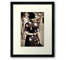 OnePhotoPerDay Series: 183 by L. Framed Print