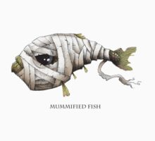 Mummified Fish by Chris Harrendence