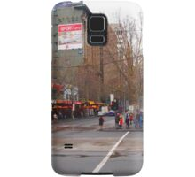A rainy day in Melbourne VIC Australia  Samsung Galaxy Case/Skin