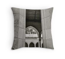 Arch-y Throw Pillow