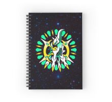 The Creator Spiral Notebook