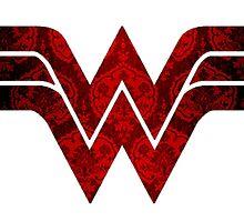 Wonder Woman Logo 01 by miss0aer