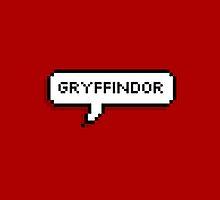 Gryffindor by LizRobson