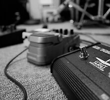 The Stompbox Rocks by SparrowPhoto