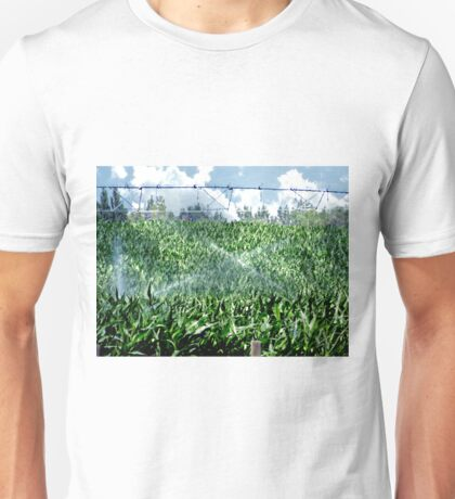Green, Corn Fed Country, Caldwell, Idaho Unisex T-Shirt