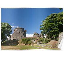 Dundrum Castle Poster