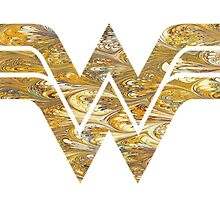 Wonder Woman Logo 05 by miss0aer
