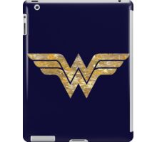 Wonder Woman Logo 05 iPad Case/Skin