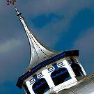 Llandudno Pier Roof by Mark Wilson