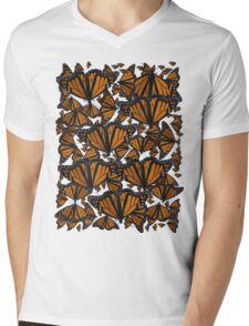 Monarchs Mens V-Neck T-Shirt