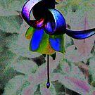 Body Language Of A Flower by Michelle Scott