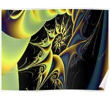 Vertical vortex Poster