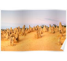 The Pinnacles Poster