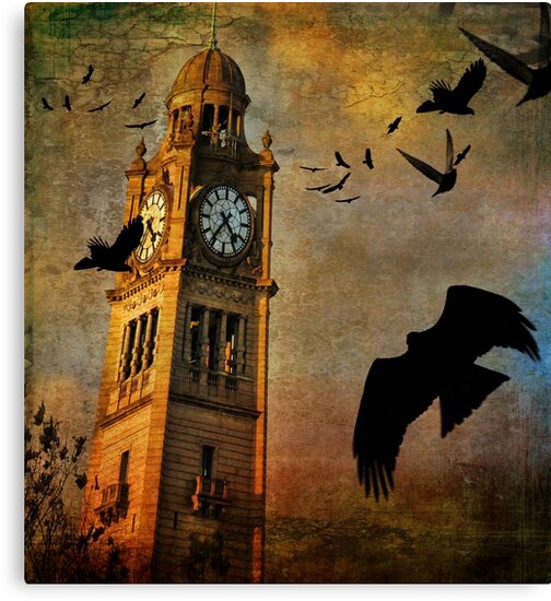 the clocktower by carol brandt