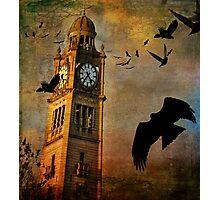the clocktower Photographic Print