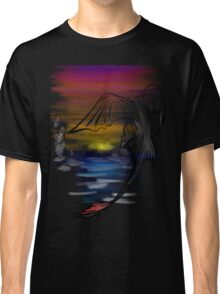 Toothless Sunset Classic T-Shirt