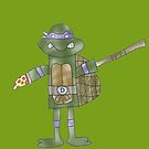 Donatello by Nick Nygard