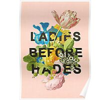 Ladies Before Hades Poster
