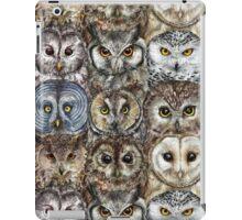 Owl Optics iPad Case/Skin