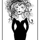 Fancy That  (In black) by Katy Breen