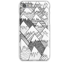 Pattern Hills iPhone Case/Skin