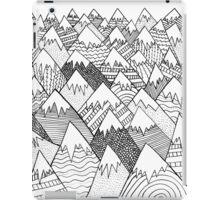 Pattern Hills iPad Case/Skin