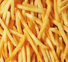 French Fries by mistressofrevel