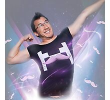 Markiplier Power Photographic Print